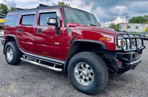 2003 HUMMER H2 for sale at Mayer Motors of Pennsburg in Pennsburg PA