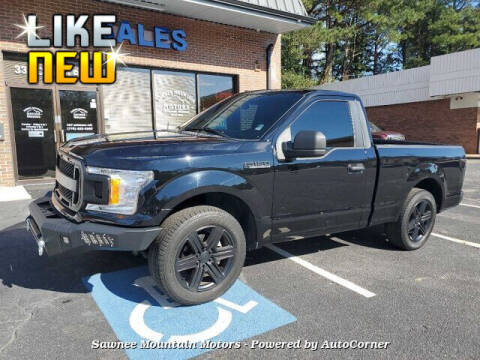 2018 Ford F-150 for sale at Michael D Stout in Cumming GA