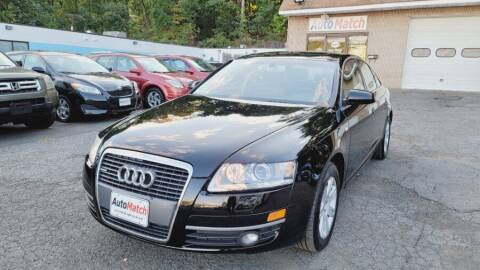 2005 Audi A6 for sale at Auto Match in Waterbury CT