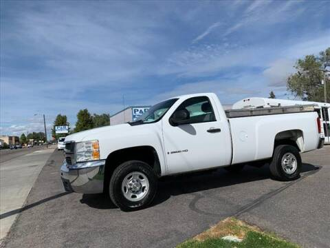2009 Chevrolet Silverado 2500HD for sale at P & R Auto Sales in Pocatello ID