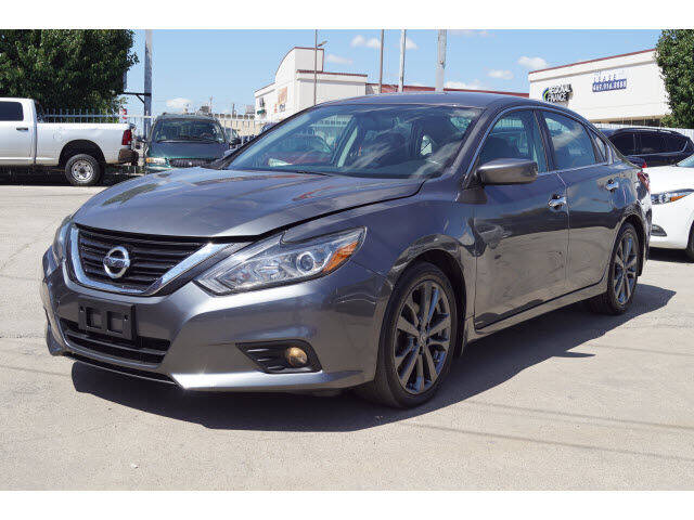 2018 Nissan Altima for sale at Monthly Auto Sales in Fort Worth TX