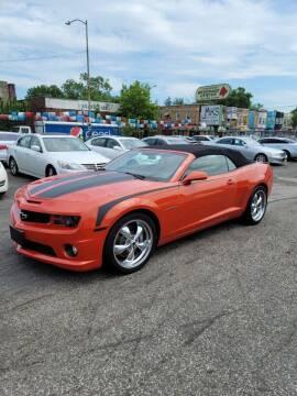 2013 Chevrolet Camaro for sale at Deals R Us Auto Sales Inc in Landsdowne PA