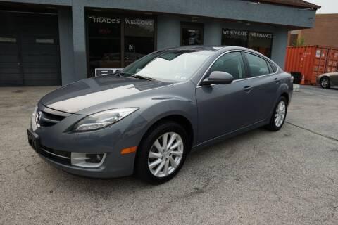 2011 Mazda MAZDA6 for sale at PA Motorcars in Conshohocken PA