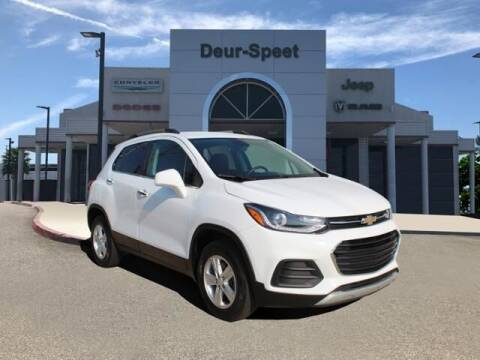 2018 Chevrolet Trax for sale at DEUR-SPEET MOTORS in Fremont MI
