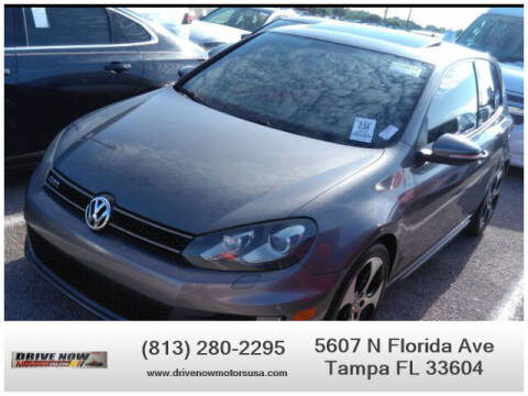 2010 Volkswagen GTI for sale at Drive Now Motors USA in Tampa FL