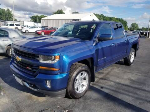 2016 Chevrolet Silverado 1500 for sale at Larry Schaaf Auto Sales in Saint Marys OH