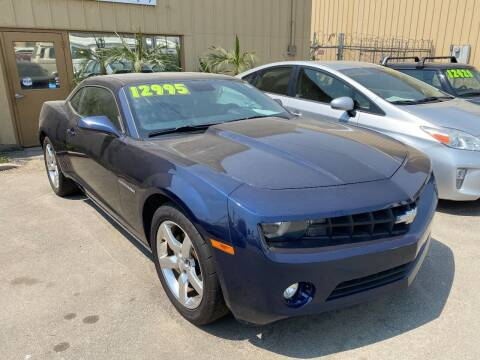 2010 Chevrolet Camaro for sale at Approved Autos in Bakersfield CA