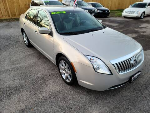 2010 Mercury Milan for sale at MG Autohaus in New Caney TX
