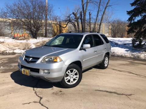 2005 Acura MDX for sale at 5K Autos LLC in Roselle IL