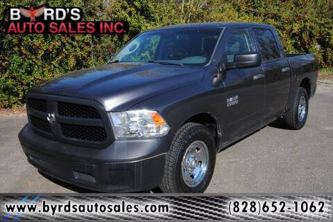 2015 RAM Ram Pickup 1500 for sale at Byrds Auto Sales in Marion NC