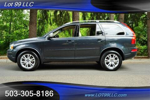 2014 Volvo XC90 for sale at LOT 99 LLC in Milwaukie OR