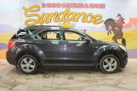 2015 Chevrolet Equinox for sale at Sundance Chevrolet in Grand Ledge MI