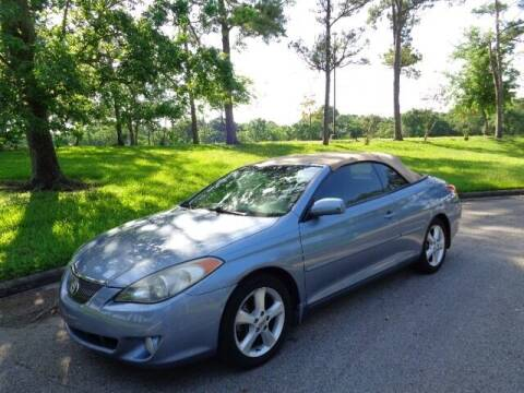 2006 Toyota Camry Solara for sale at Houston Auto Preowned in Houston TX
