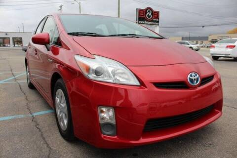 2011 Toyota Prius for sale at B & B Car Co Inc. in Clinton Twp MI