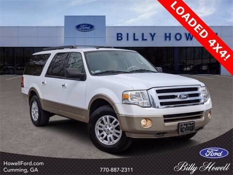 2014 Ford Expedition EL for sale at BILLY HOWELL FORD LINCOLN in Cumming GA