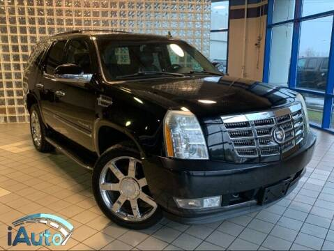 2007 Cadillac Escalade for sale at iAuto in Cincinnati OH