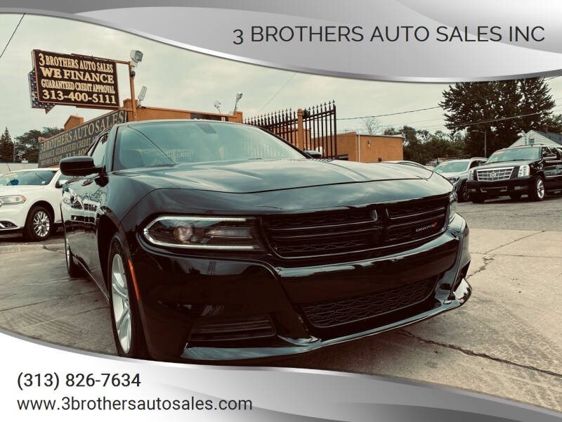 2021 Dodge Charger for sale at 3 Brothers Auto Sales Inc in Detroit MI