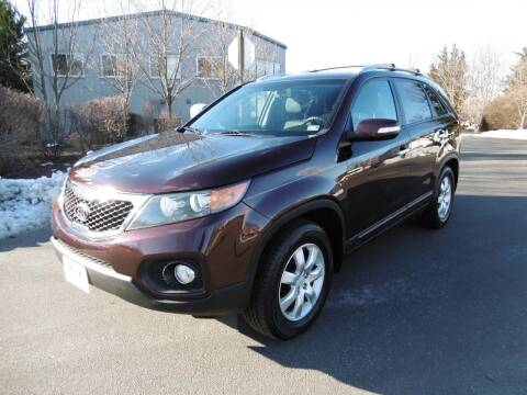 2012 Kia Sorento for sale at Dreams Auto Group LLC in Sterling VA