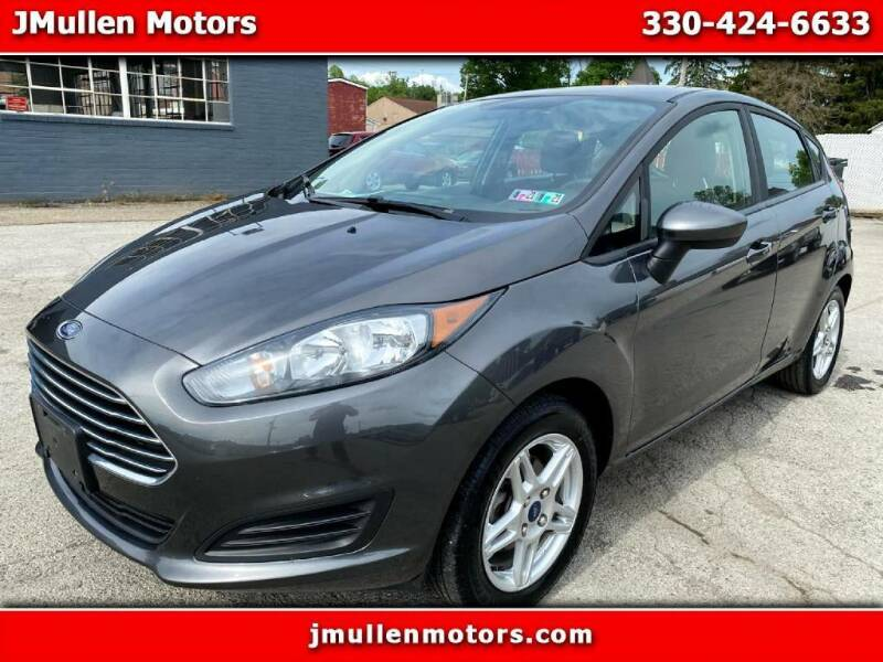 2019 Ford Fiesta for sale in Lisbon, OH
