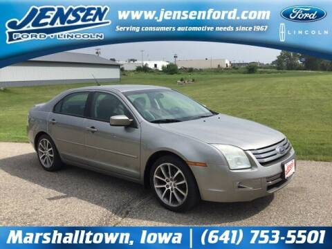 2009 Ford Fusion for sale at JENSEN FORD LINCOLN MERCURY in Marshalltown IA