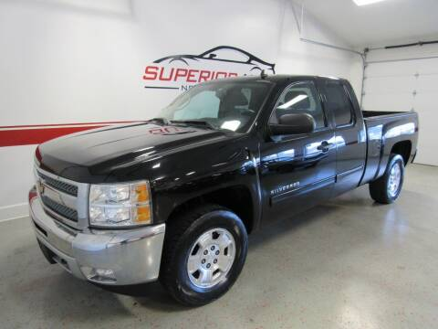 2012 Chevrolet Silverado 1500 for sale at Superior Auto Sales in New Windsor NY
