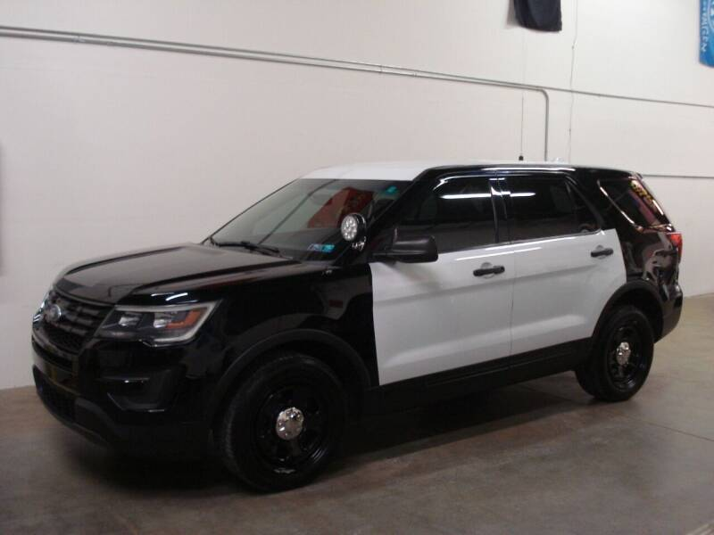 2017 Ford Explorer for sale at DRIVE INVESTMENT GROUP in Frederick MD