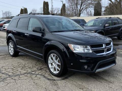 2017 Dodge Journey for sale at Miller Auto Sales in Saint Louis MI