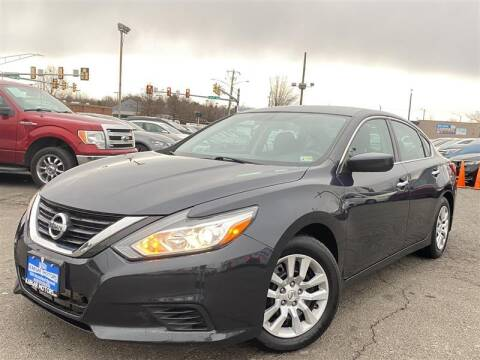 2017 Nissan Altima for sale at Kargar Motors of Manassas in Manassas VA