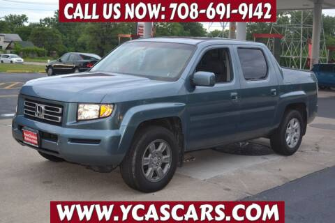 2007 Honda Ridgeline for sale at Your Choice Autos - Crestwood in Crestwood IL