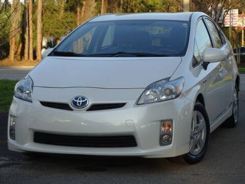 2011 Toyota Prius for sale at Deal Maker of Gainesville in Gainesville FL