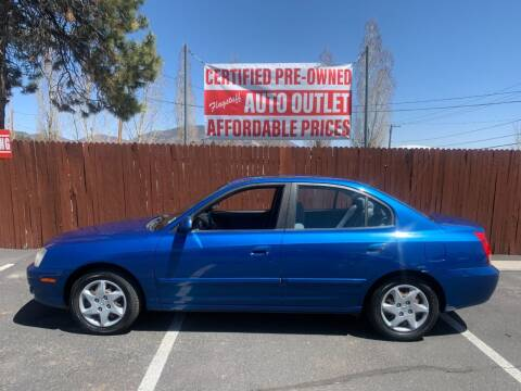 2005 Hyundai Elantra for sale at Flagstaff Auto Outlet in Flagstaff AZ