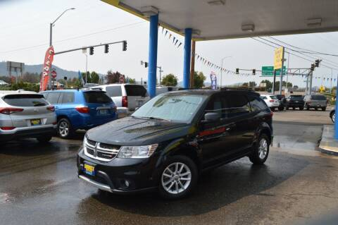 2015 Dodge Journey for sale at Earnest Auto Sales in Roseburg OR