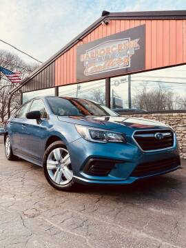 2018 Subaru Legacy for sale at Harborcreek Auto Gallery in Harborcreek PA
