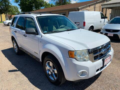 2008 Ford Escape for sale at Truck City Inc in Des Moines IA