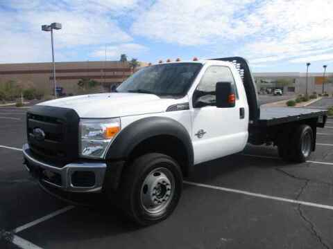 2016 Ford F-550 Super Duty for sale at Corporate Auto Wholesale in Phoenix AZ
