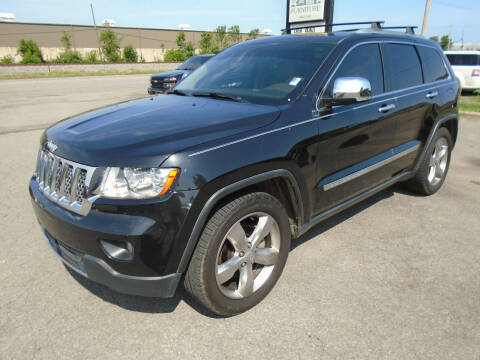 2011 Jeep Grand Cherokee for sale at H & R AUTO SALES in Conway AR