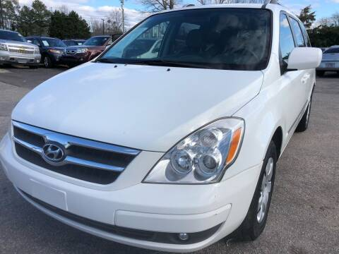2007 Hyundai Entourage for sale at Atlantic Auto Sales in Garner NC