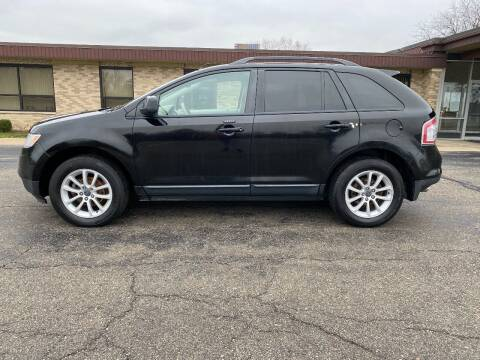 2007 Ford Edge for sale at Caruzin Motors in Flint MI