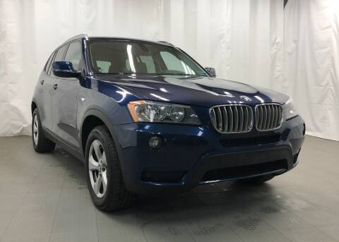2012 BMW X3 for sale at Direct Auto Sales in Philadelphia PA