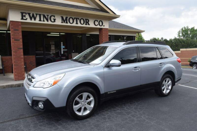 2013 Subaru Outback for sale at Ewing Motor Company in Buford GA