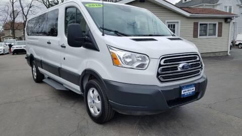 2018 Ford Transit Passenger for sale at Falleti Motors, Inc.  est. 1976 in Batavia NY