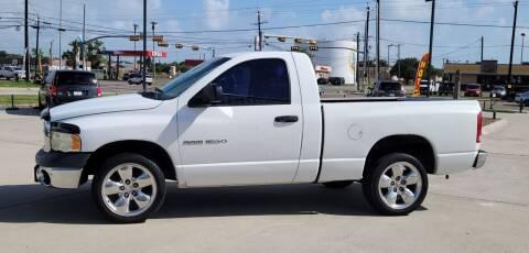 2005 Dodge Ram Pickup 1500 for sale at Budget Motors in Aransas Pass TX