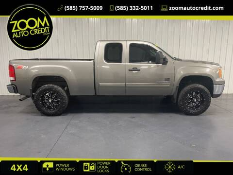 2012 GMC Sierra 1500 for sale at ZoomAutoCredit.com in Elba NY