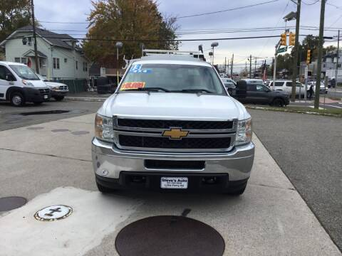 2013 Chevrolet Silverado 3500HD for sale at Steves Auto Sales in Little Ferry NJ