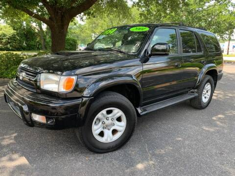 2001 Toyota 4Runner for sale at Seaport Auto Sales in Wilmington NC
