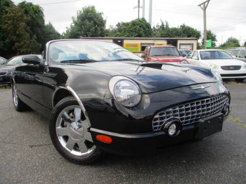 2003 Ford Thunderbird for sale at Unlimited Auto Sales Inc. in Mount Sinai NY