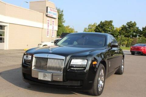 2010 Rolls-Royce Ghost for sale at Road Runner Auto Sales WAYNE in Wayne MI