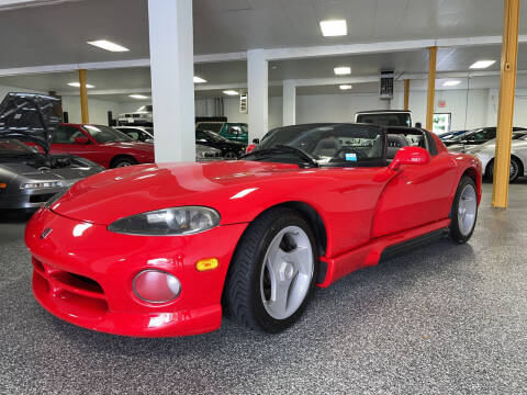 1993 Dodge Viper for sale at Vantage Auto Group - Vantage Auto Wholesale in Moonachie NJ