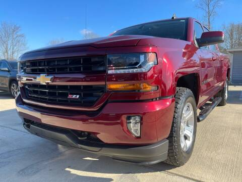 2016 Chevrolet Silverado 1500 for sale at A&C Auto Sales in Moody AL