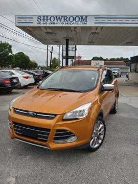 2016 Ford Escape for sale at Showroom Auto Sales of Charleston in Charleston SC